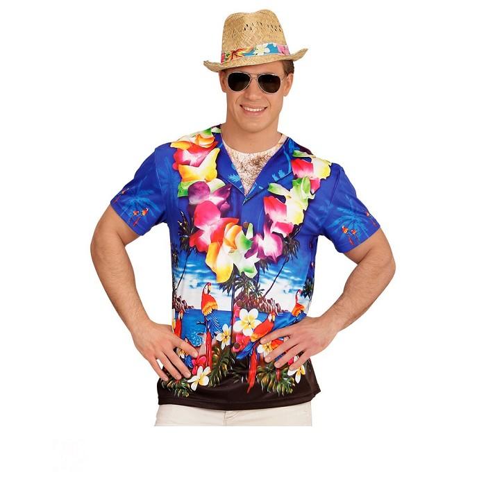 c524d7d82 Disfraz camiseta 3D Hawaiano para hombre ...