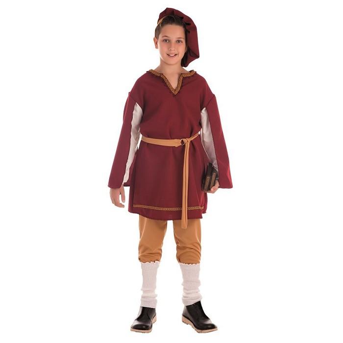 7941e33823 Disfraz Cortesano medieval para niño ...