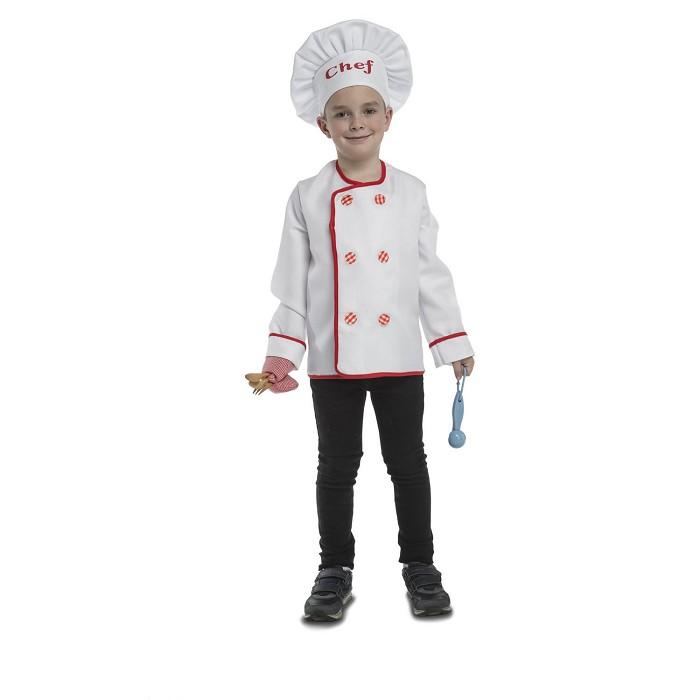 32290d6848d Disfraz Chaqueta de Chef para niños | Dresoop