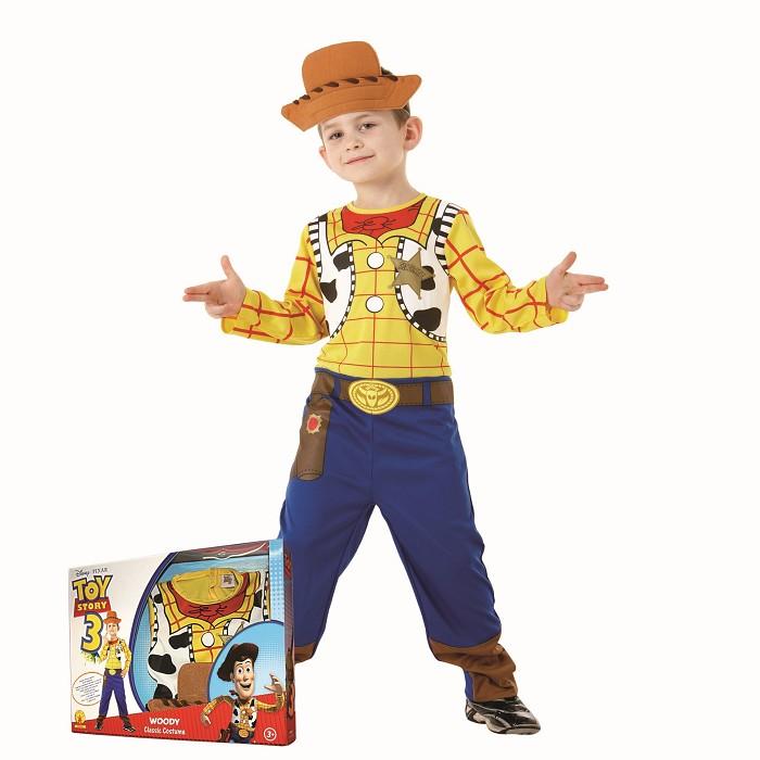 Disfraz Woody Classic caja para niño ©  c058fe0afd3