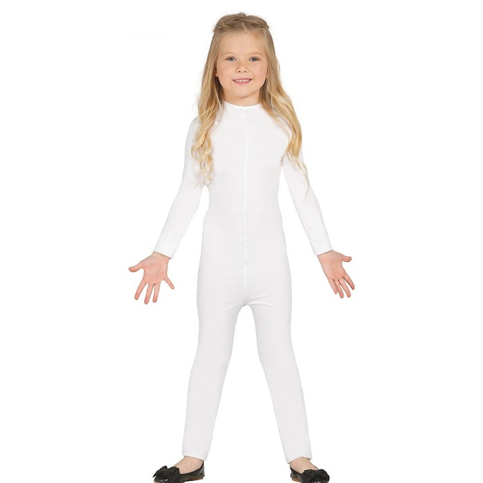 Complemento Maillot blanco infantil