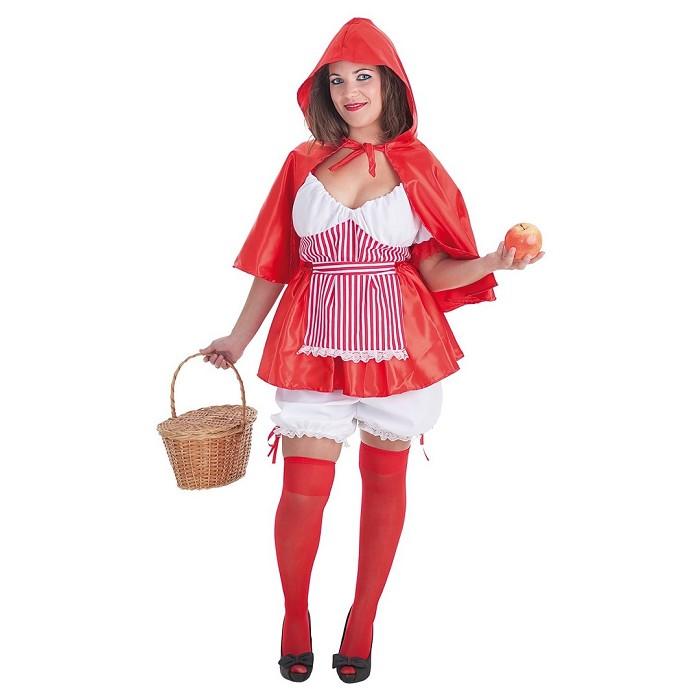 Disfraz La Caperucita Roja Para Mujer Dresoop