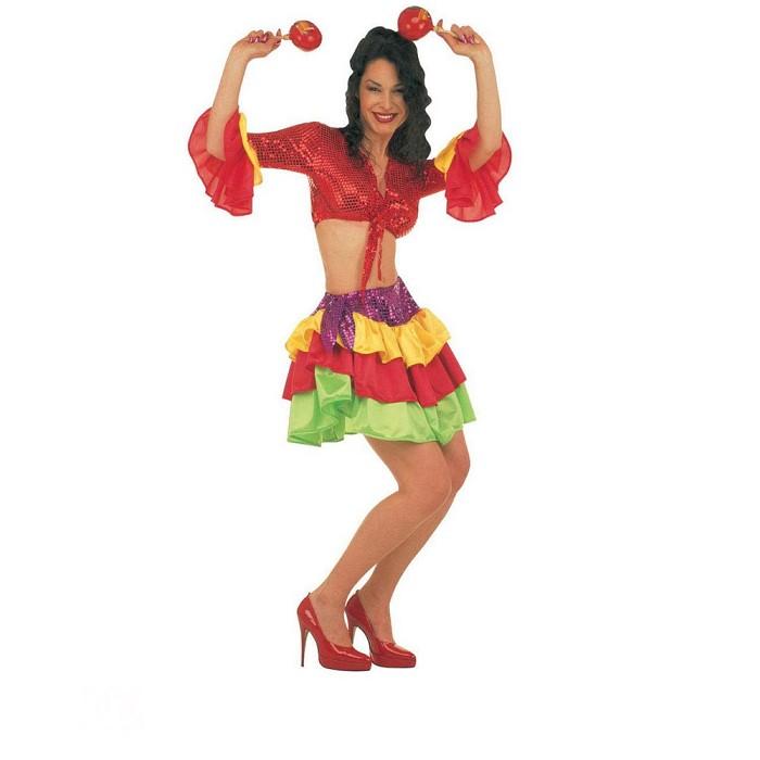 1fcca8f63d2d Disfraz Brasileña para mujer