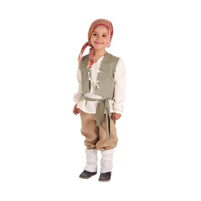 dbf5d894c Disfraz Campesino Carlos para niño