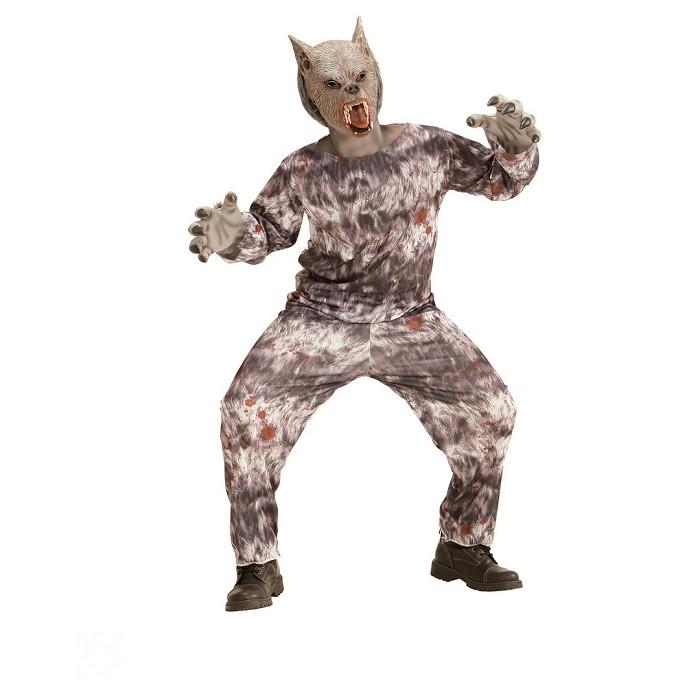 Disfraz De Hombre Lobo Para Nino