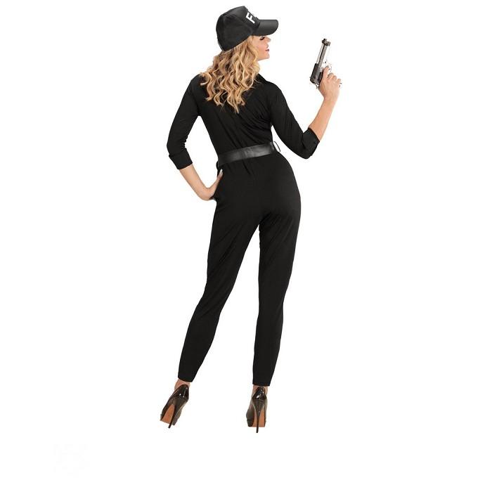 MujerDresoop Agente Fbi Para Sexy Disfraz wkN8nOPZ0X
