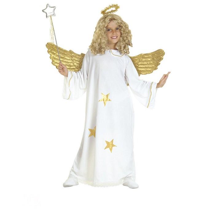 5f770f0aa Disfraz Ángel estrella para niña