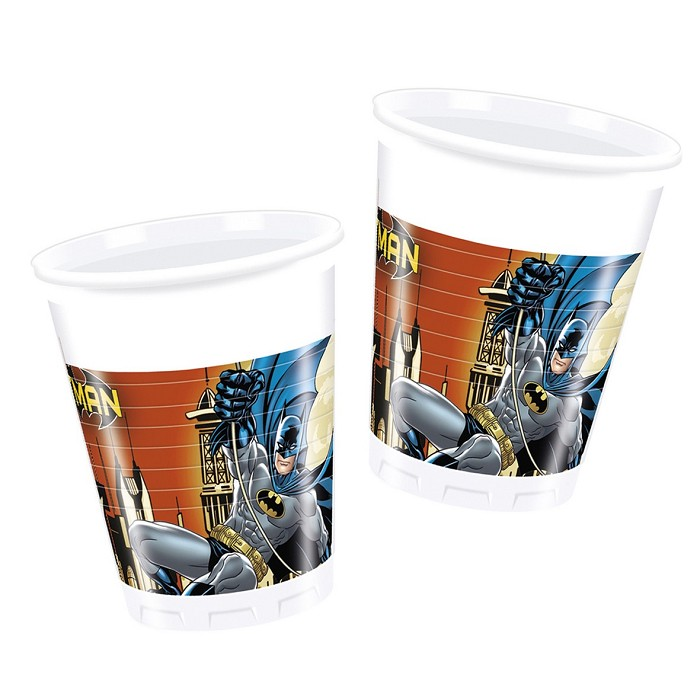 Set vasos Batman ©