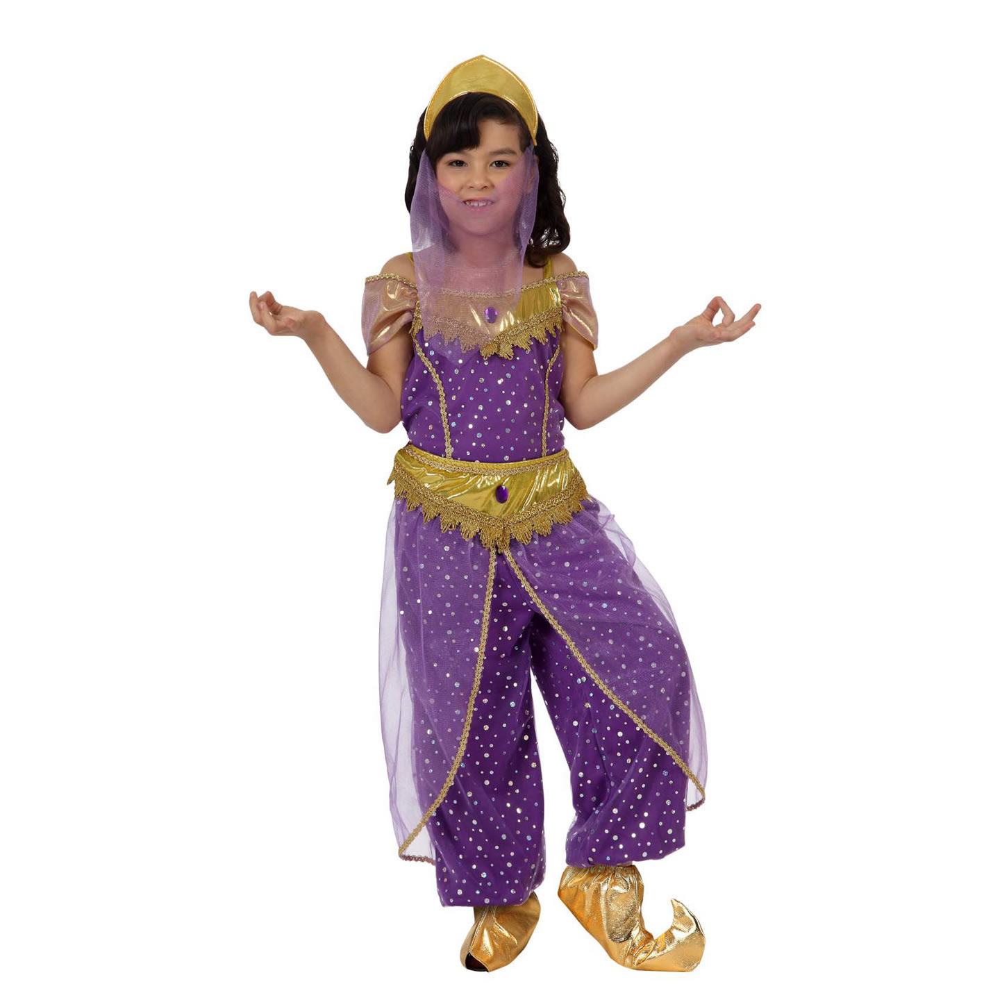 7c3e28a869 Disfraz Árabe para niña