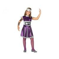 disfraz mujer robot