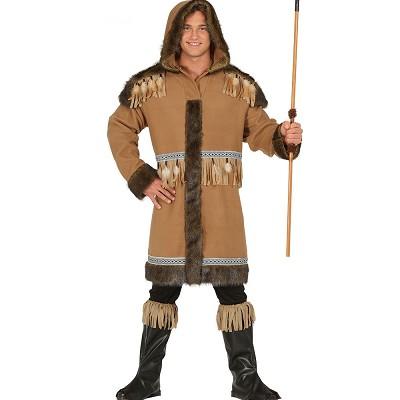 1090d7c0e Disfraz Esquimal nómada para hombre