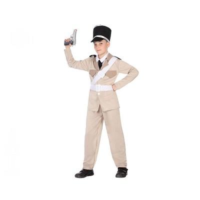 642a13ae6 Disfraz Gendarme época para niño