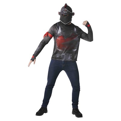 Disfraz Camiseta Black Knight Fortnite para niños © en Dresoop