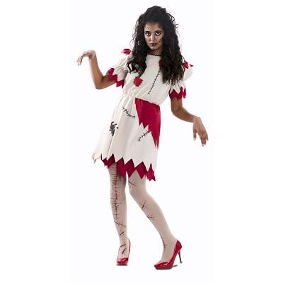 Disfraz La Muneca Vudu Para Mujer