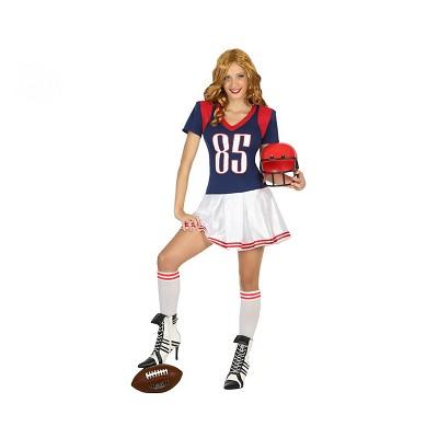 Disfraz Jugador Rugby para mujer en Dresoop 2bc0d7ebeb9