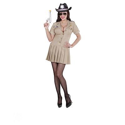 9648974f0 Disfraz Policía Sheriff para mujer