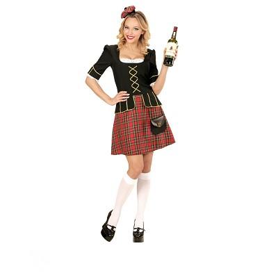 1be91da94 Disfraz de Escocesa para mujer