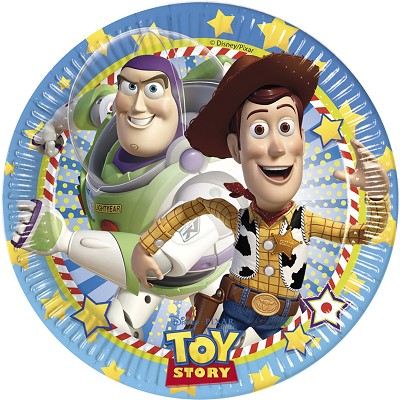 Set platos Toy Story © en Dresoop